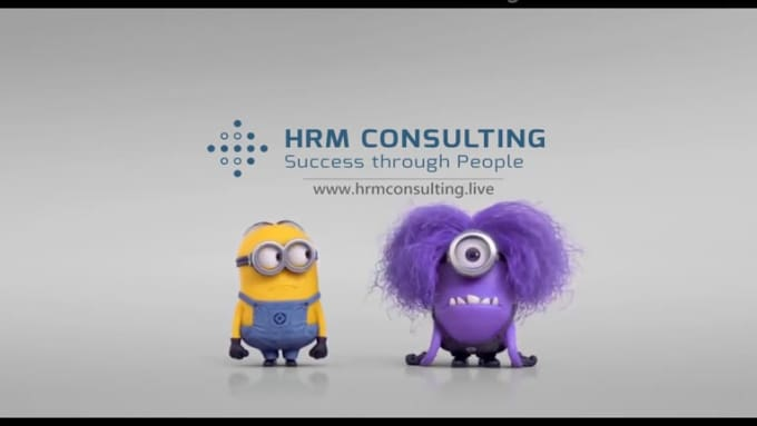 HRM Consulting Minions Banana AD 720p