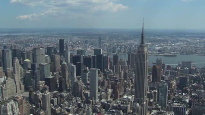 New York City Daylight