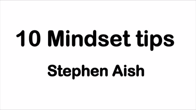 10 MINDSET TIPS 5