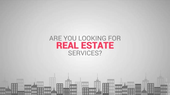 Fiverr real estate
