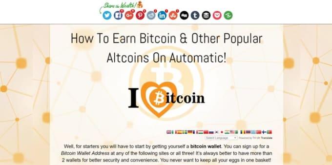 Bitcoin Automatic