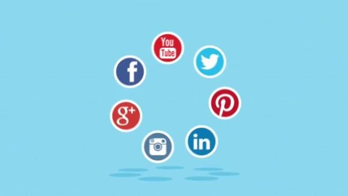 Social Media Marketing Explainer Video - SF Bay Area Web Design