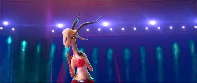Zootopia - Shakira - BASIC