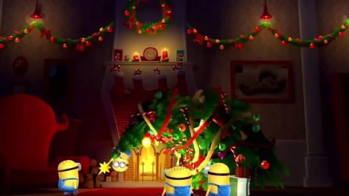 minions Holidays!