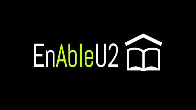 EnAbleU2 Logo1 slower