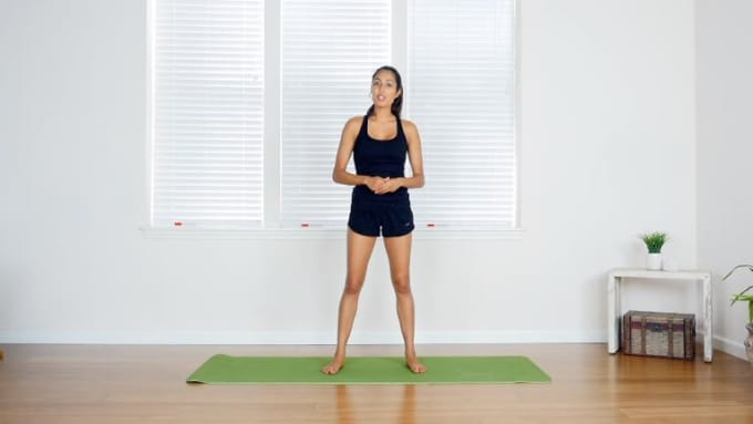 SAMPLE Yoga Poses for Depression