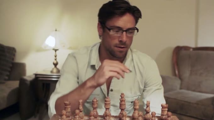 Riccci ChessDog Commercial