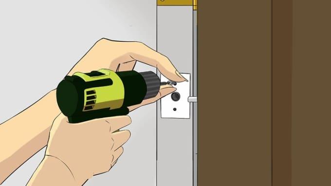 Door Animation Step 26