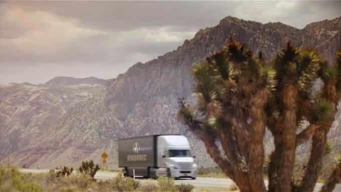 truck logo Anbaric 1080p optical