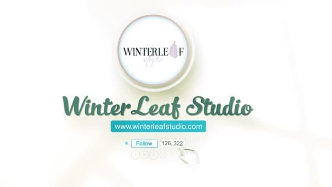 WinterLeaf Studio_Instagram Promo Video v1