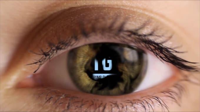 TGN Full eye video