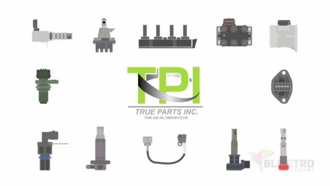 True parts inc - Automobile