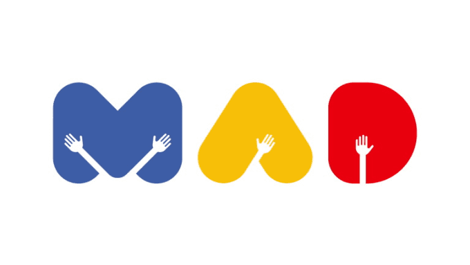 MAD Animated Logo v2