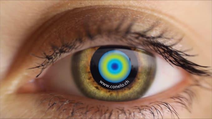 Conelo Eye video