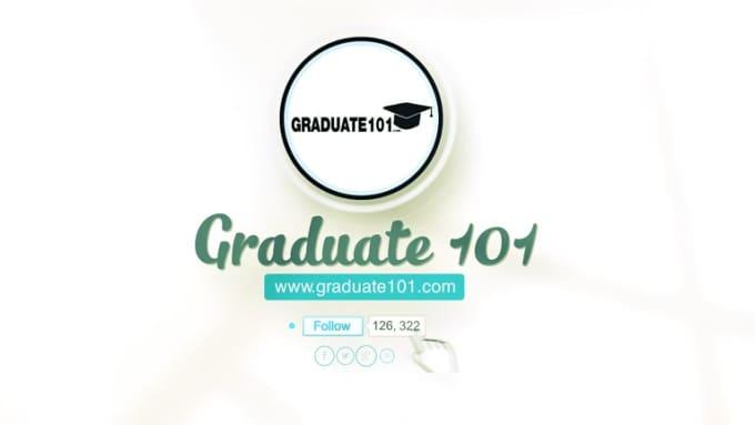 Graduate101_Instagram Promo video