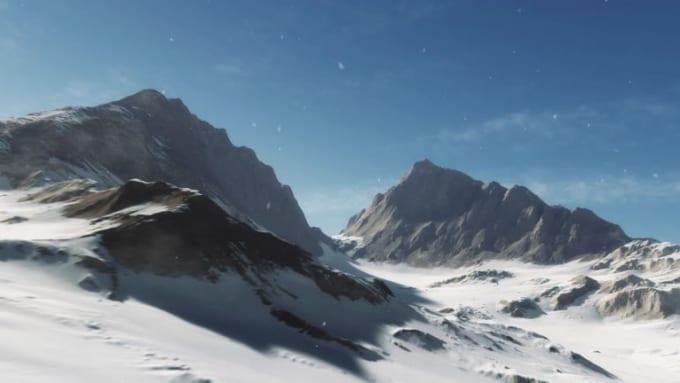 Offbeat logo intro video_snow_FOR_ fallenman_v