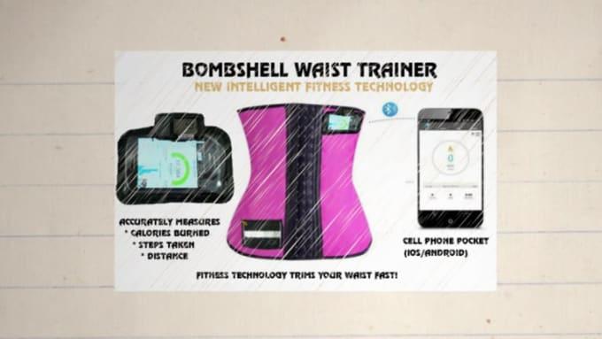 Bombshell Waist Trainer new