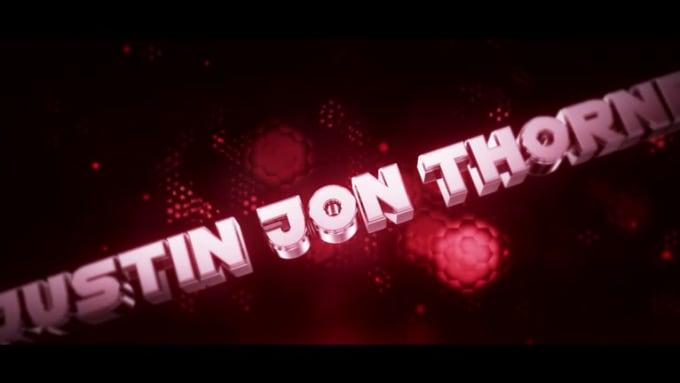 JUSTIN JOH THORNE