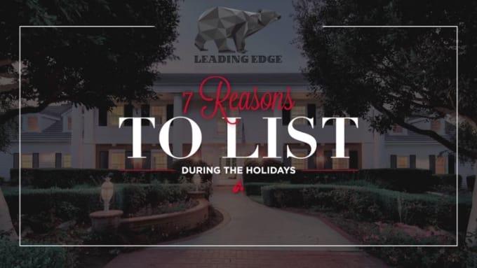 Leading Edge Christmas