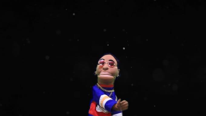 puppets message gig for seolemon REDO