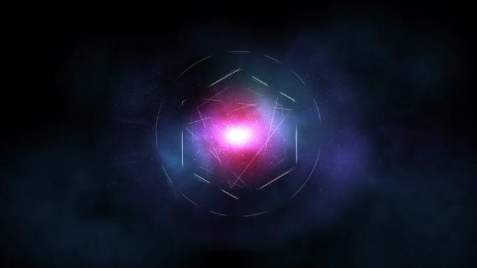 Elusive Universe Galaxy