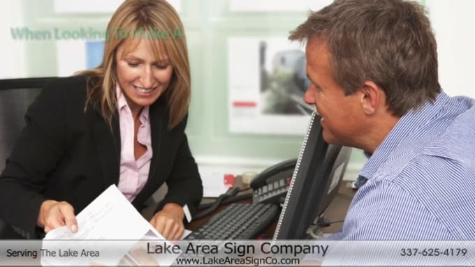Sign Company Video