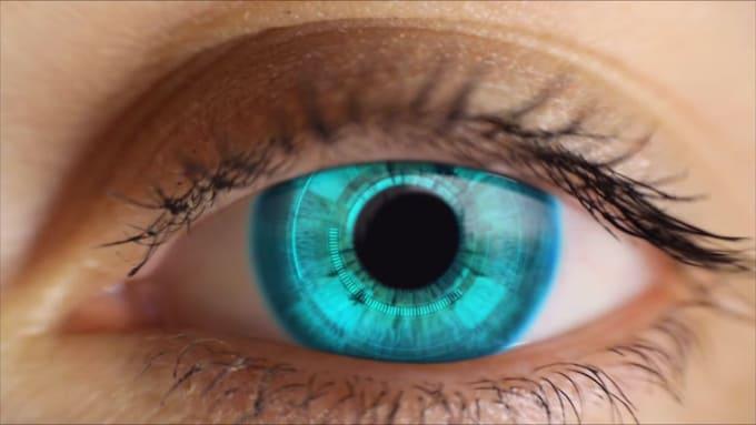 CD Eye video