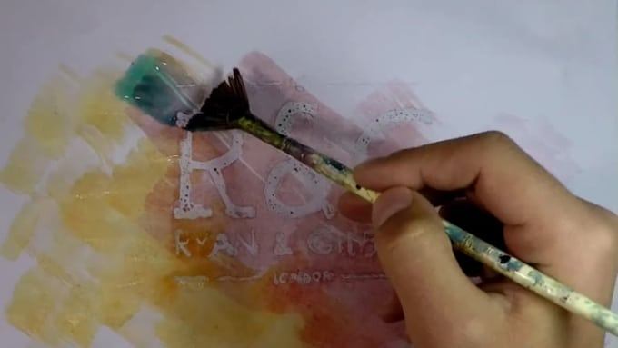 speed painting 99888243