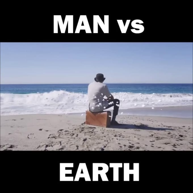 Man vs Earth2