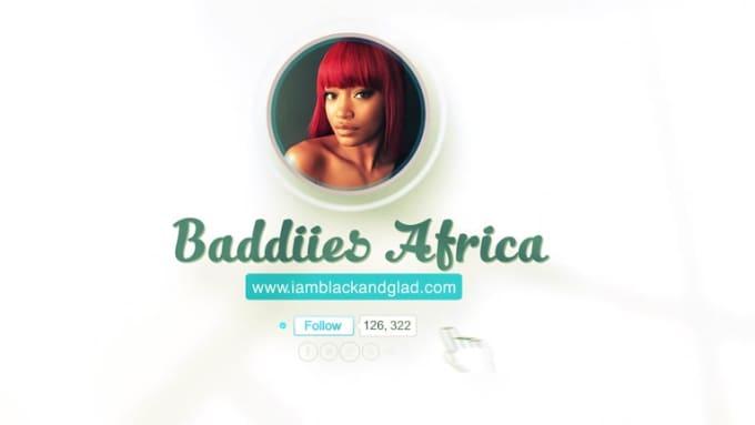 Baddiies africa_Instagram Promo Video