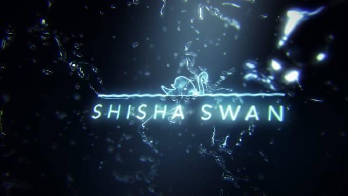 Shisha Water Splash Reveal