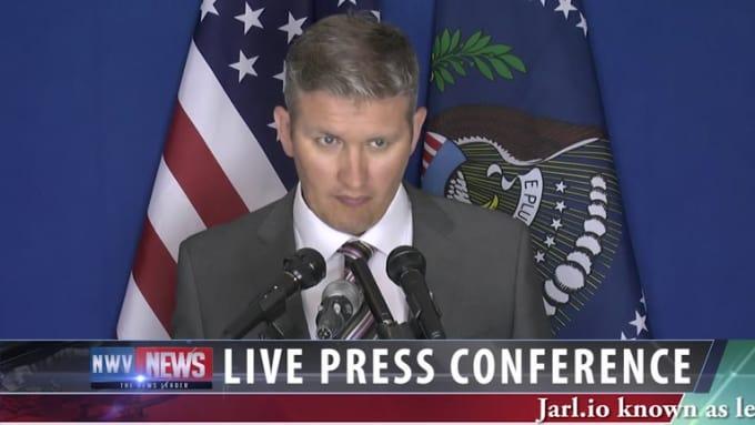 JARL dot IO press conference 06-12-2016