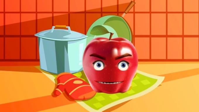 Angry apple final 2