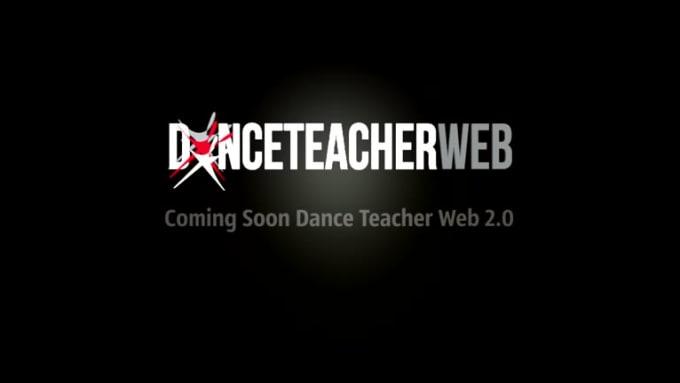 DANCETEACHER Intro 16-2