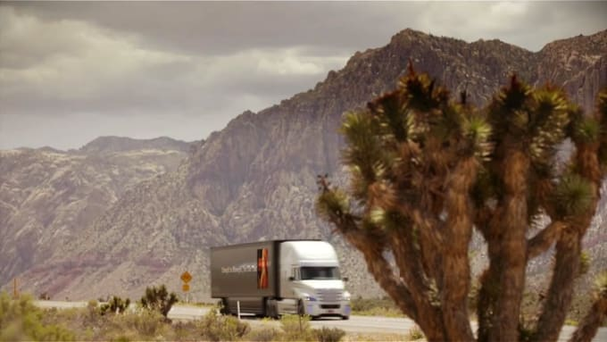 truck logo Cowgirl2 1080p