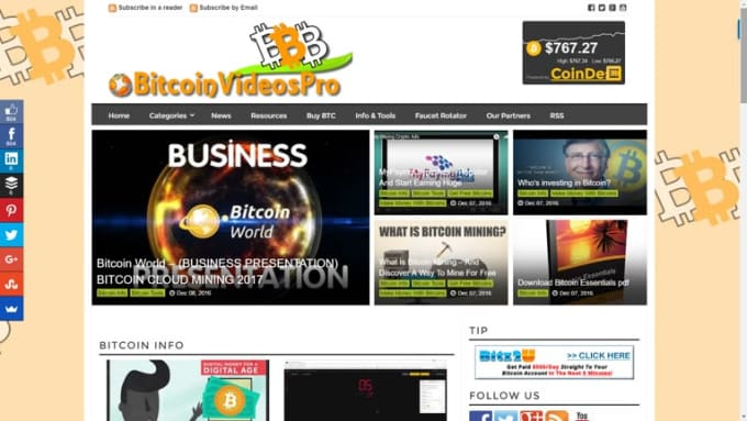 BitCoinVideosPro