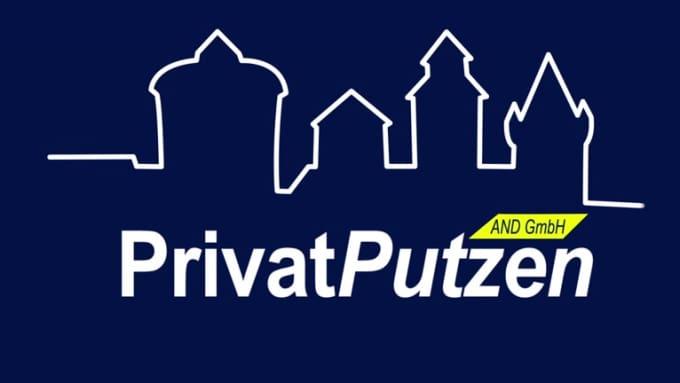 PrivatPutzen Logo Animation