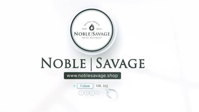 Noble Savage_Instagram Promo Video v2