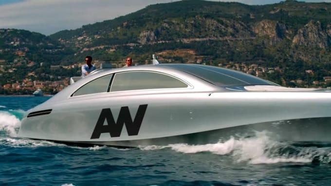 Yacht - AW