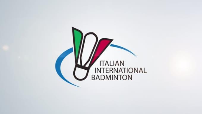 Italian International Badminton 1