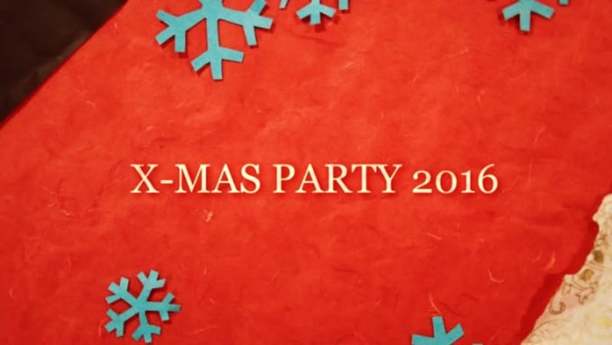 New_X MAS PARTY 2016 HD