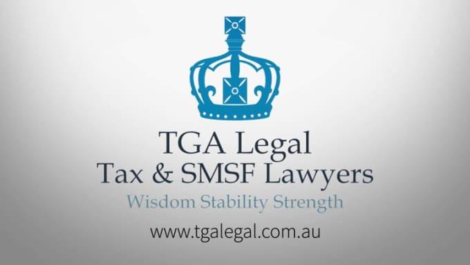 TGA Simple Logo FULL HD Express