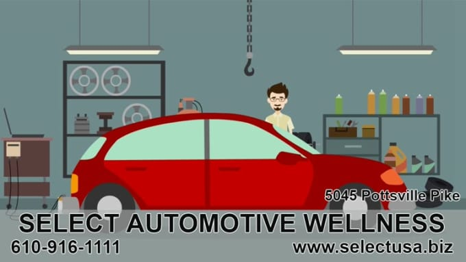 SELECT AUTOMOTIVE WELLNESS