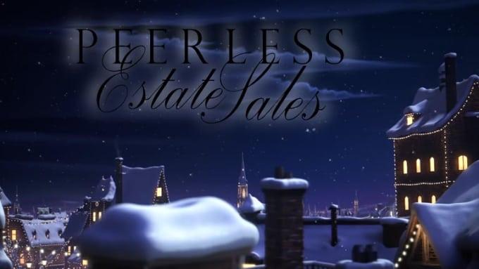 christmas PEERLESS ESTATE SALES