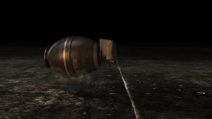 tacticool grenade