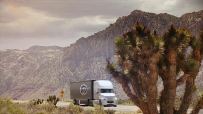 truck logo FSA 1080p optical