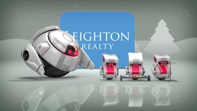 LeightonRealty Robot Intro Full HD