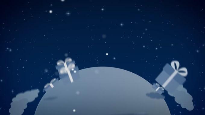 aurrea_christmas globe night full HD