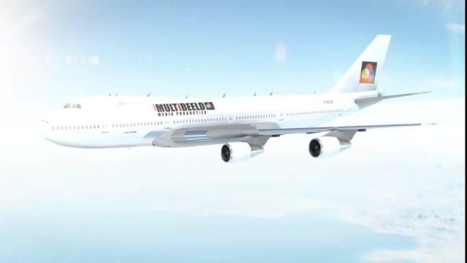 Aeroplane Animation