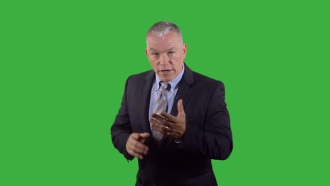 jenmcf green screen